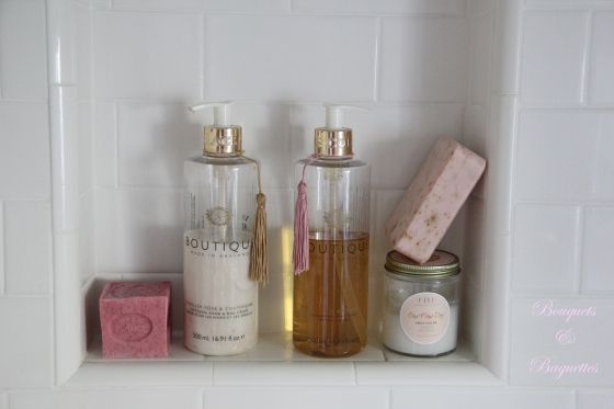 shower luxe style